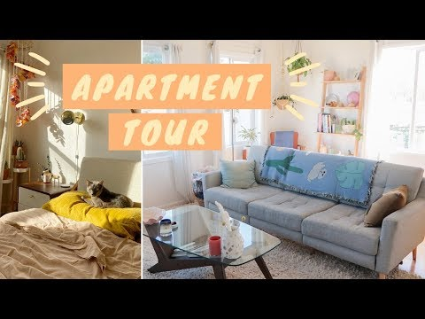 2020 Apartment Tour | How I Decorated My Small Space