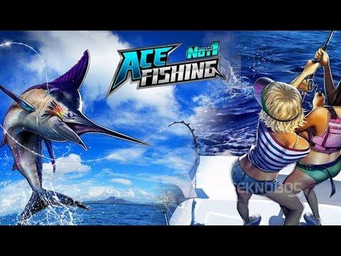 ACE fishing-hướng dẫn chơi game ACE fishing
