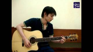 Akustik Gitar - Belajar Lagu (Someone Like You - Adele)