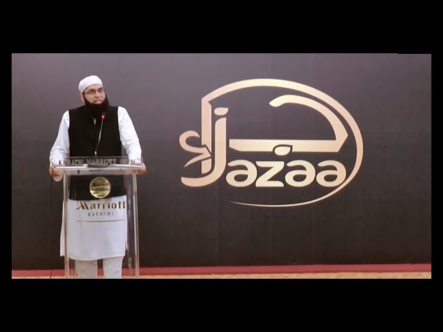 Late Mr. Junaid Jamshed's Speech | 25th March 2016 | Inauguration of Jazaa Foods