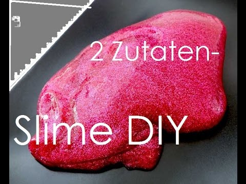 slime aus 2 zutaten diy ohne kleber ideal f r anti stress b lle youtube. Black Bedroom Furniture Sets. Home Design Ideas