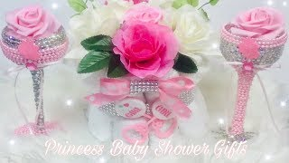 Princess Baby Shower Gifts Decor