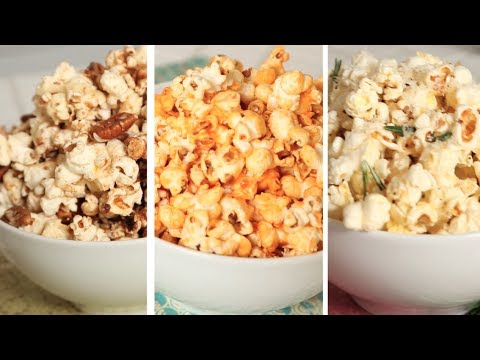 Flavoured Popcorn - 3 Delicious Ways Mp3