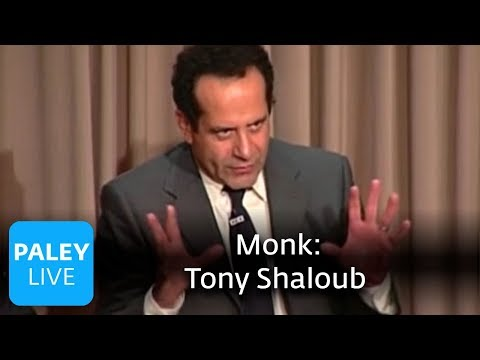 Monk - Tony Shaloub On Playing Adrian Monk (Paley Center Interview, 2008)
