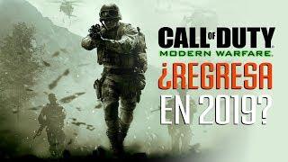 Call Of Duty 2019 Será Realmente Modern Warfare 4