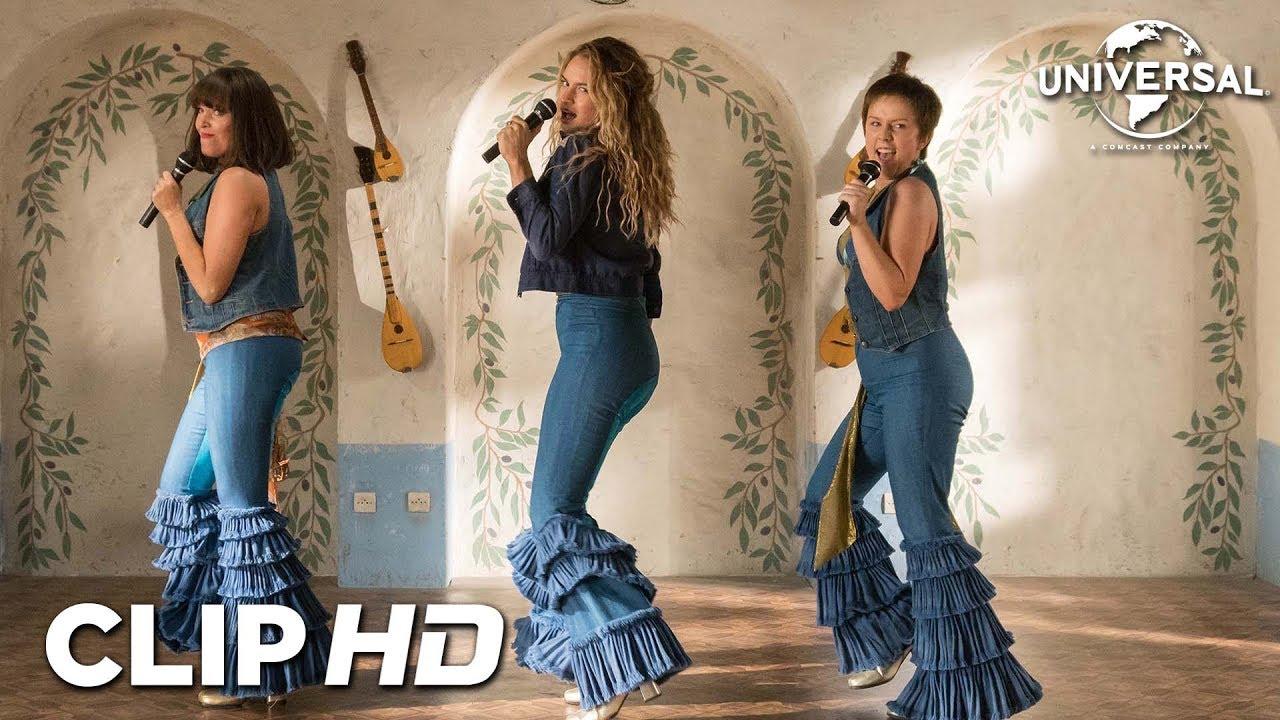 Mamma Mia Una Y Otra Vez Clip 05 Youtube
