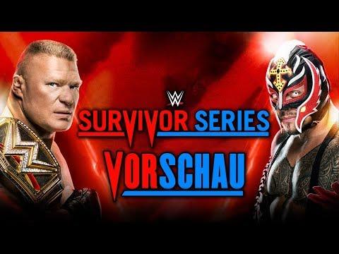 WWE Survivor Series 2019 VORSCHAU / PREVIEW
