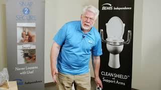 BEMIS Independance - Support Arm - Westech Health Care