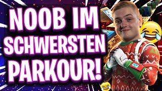 DAS LUSTIGSTE TRYMACS VIDEO 2018?! | Schwerster Parkour in Fortnite?!