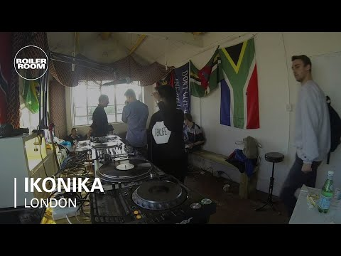 Ikonika Tribute to DJ Rashad Boiler Room London DJ Set