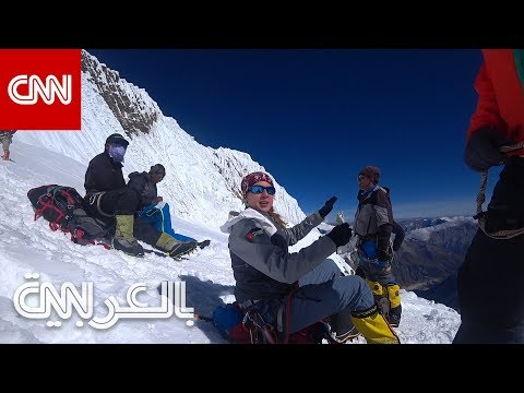 أردنية رأت الموت أمامها خلال تسلق أعلى قمة في العالم.. فما الذي واجهته في إفرست؟  - نشر قبل 26 دقيقة