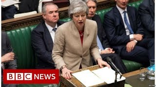 MPs vote against the Prime Minister's divorce deal -BBC News