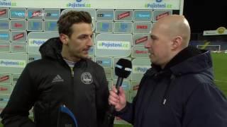 Rozhovor s Vukadinem Vukadinovićem  (Zlín - Plzeň 0:0)