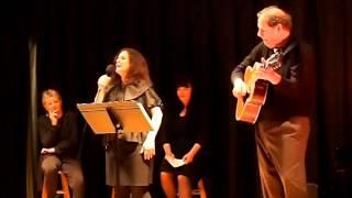 One of Us - Joan Osborne (Sung by Barbara Ann Branca and accompanied by Tom Santoriello)