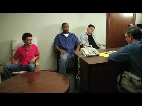 Webisode OutTakes -- Male Bonding - Man of Principals