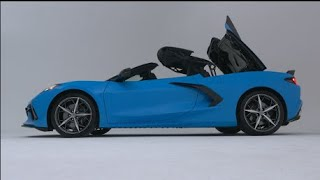 homepage tile video photo for Accelerated Preparation: Top Operation Convertible | Chevrolet