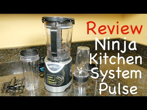 ninja kitchen system pulse review - youtube