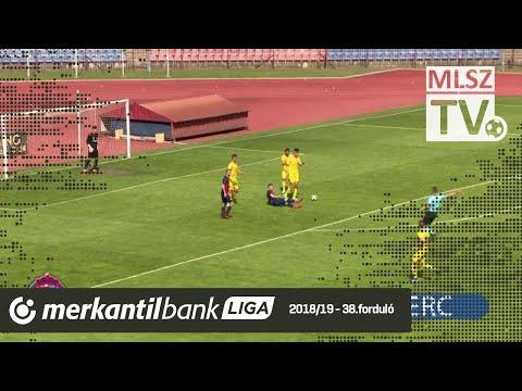 Nyíregyháza Spartacus FC – Gyirmót FC Győr | 1-1 (1-0) | Merkantil Bank Liga NB II. | 38. forduló