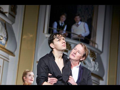 """Staatsschauspiel Dresden """"Hamlet"""" von William Shakespeare"""