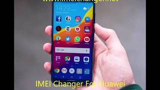 Change IMEI Number On Huawei Honor 10 Free With IMEI Changer Software