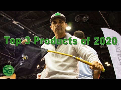 Top Golf Products For 2020