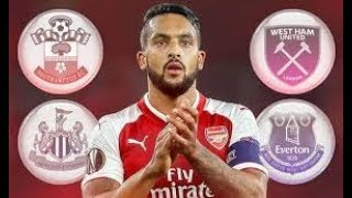 Arsenal FC : EFC & SFC HOLD TALKS TO SIGN THEO WALCOTT !