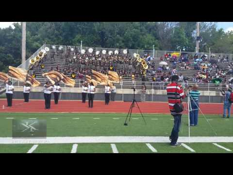 Whitehaven High School Marching Band - Moolah - 2016