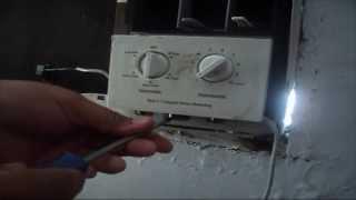 Como reemplazar selector de velocidades del airea condicionado