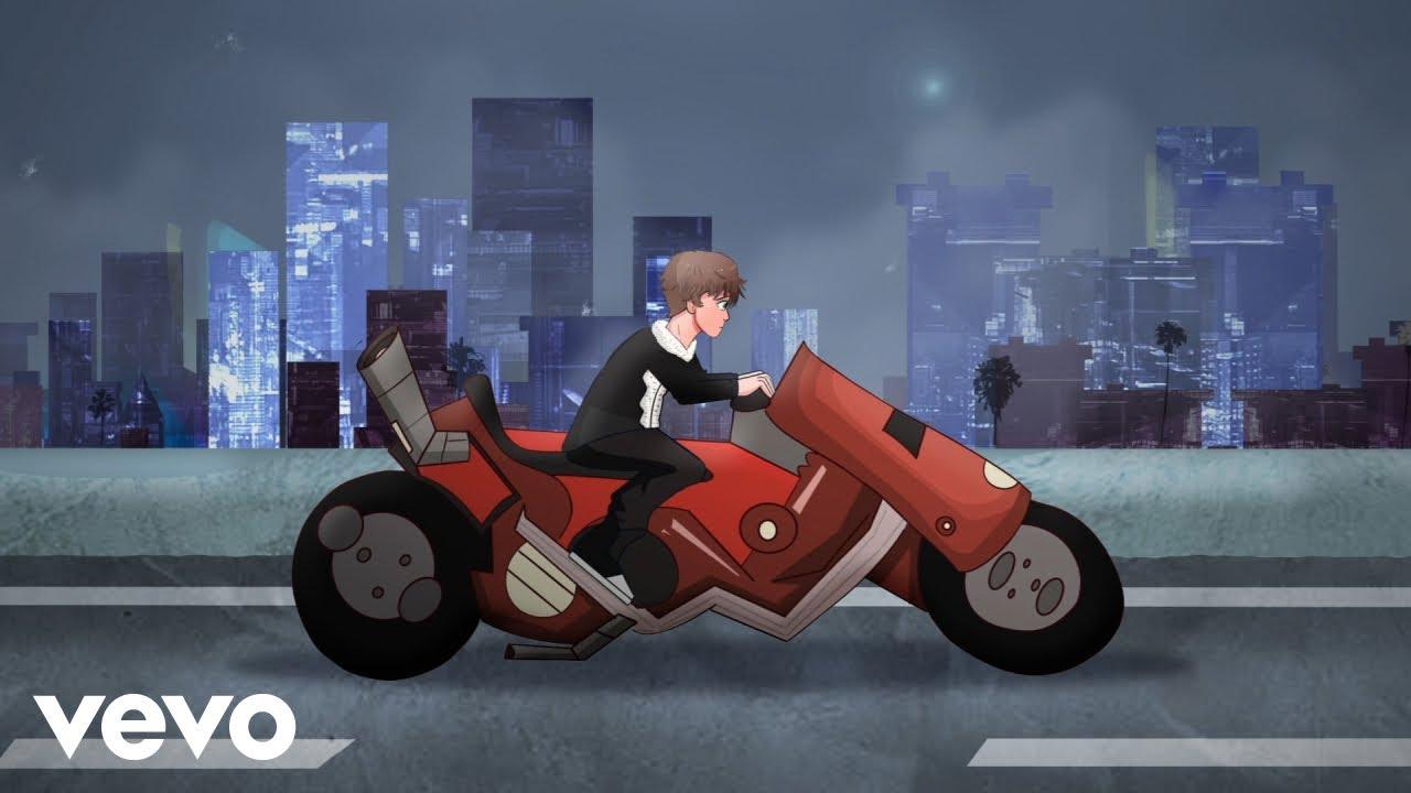 The Kid LAROI, Juice WRLD - GO! (Official Visualizer)