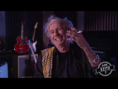 Ask Keith Richards: Do you believe in aliens?
