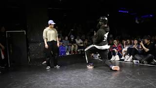 BEN  vs MAiKA_THE GAME[HIP HOP SIDE]_FINAL BATTLE_2018.5.6