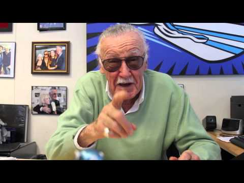 Legendary Stan Lee  introduces his Australian fans to his new memoir AMAZING FANTASTIC INCREDIBLE