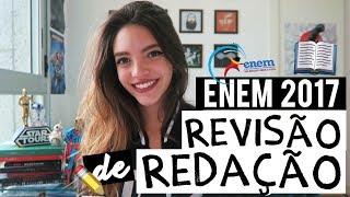 REVISÃO DE REDAÇÃO PARA O ENEM - Débora Aladim thumbnail