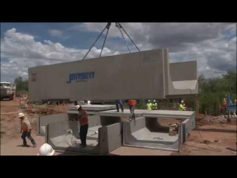 Precast Concrete Segmental Box Culvert Design