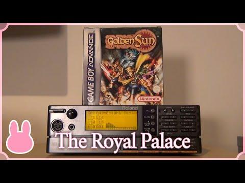 Golden Sun Restored OST - The Royal Palace