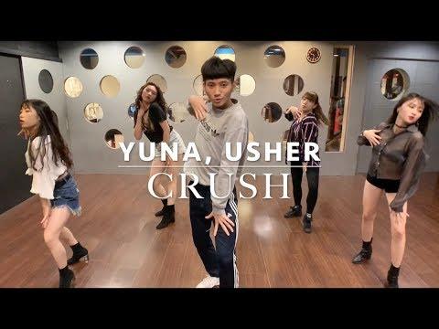 Yuna, Usher Crush Choreography