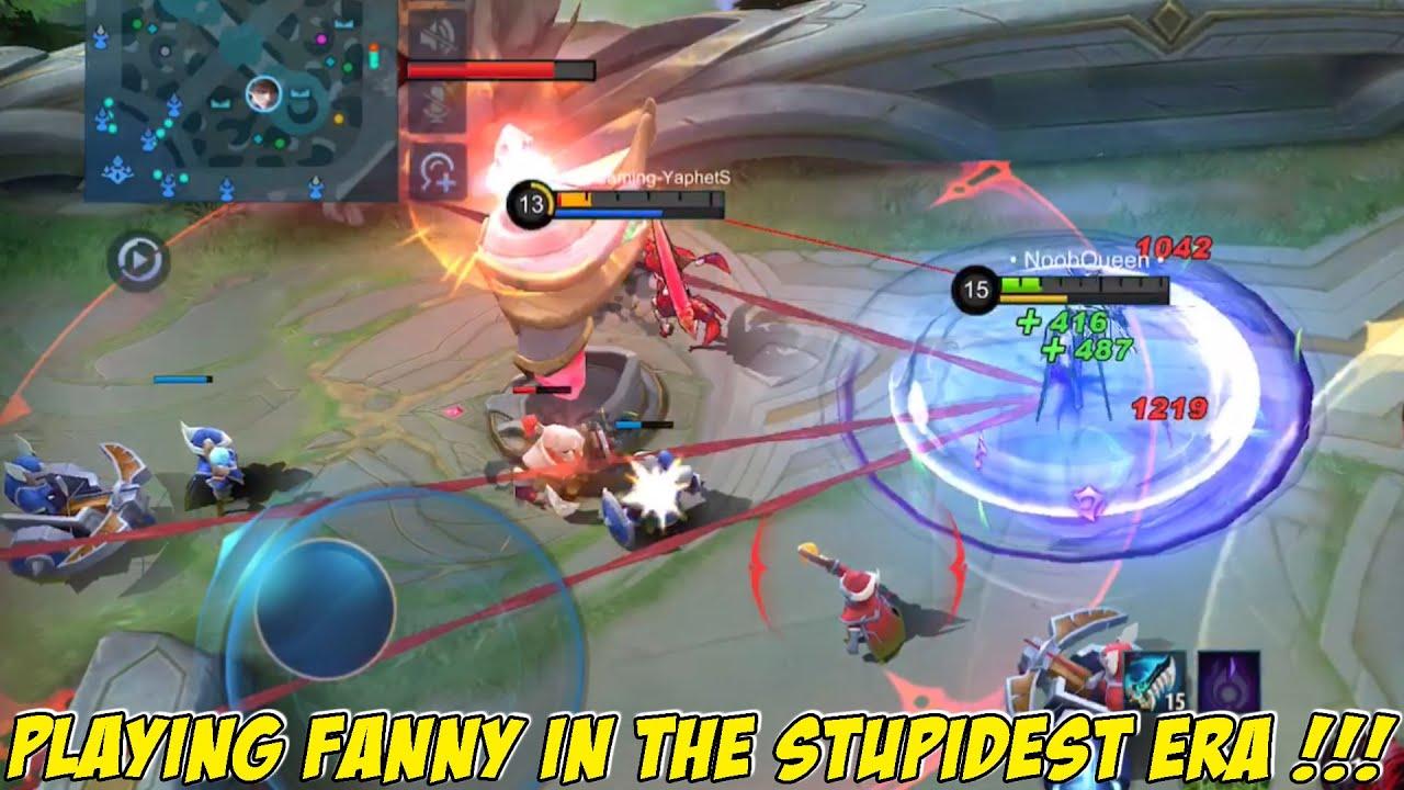 Fanny Sekarang Makin Engga Jelas !!!