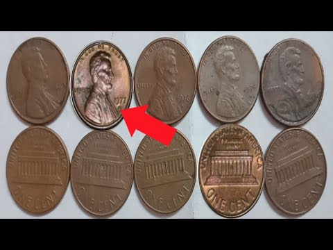 Top Rare Old United States Coins Value | Rare 1 Cent Lincoln US Coins Value