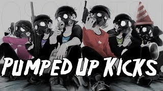 Nightcore - Pumped Up Kicks [deeper version]
