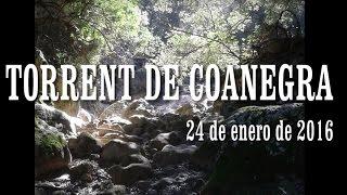 Torrent de Coanegra con Mallorca Activities y TMS (24 Enero 2016)
