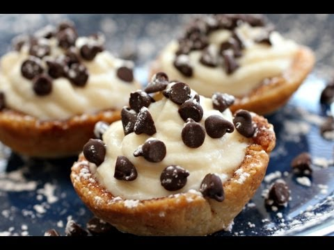 Mini Cannoli Cups Recipe - How To Make Cannolis The Easy Way