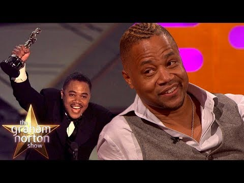 Cuba Gooding Jr Reveals What It's Really Like At The Oscars  The Graham Norton