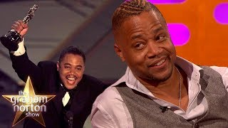 vuclip Cuba Gooding Jr Reveals What It's Really Like At The Oscars | The Graham Norton Show