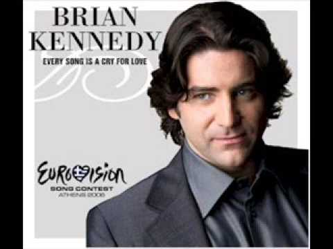 Brian Kennedy - Every song is a cry for love (Eurovision Song Contest 2006)