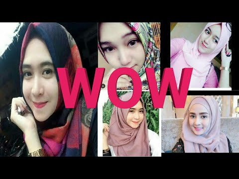 Kumpulan video wanita cantik berhijab vigo video terbaru 2018