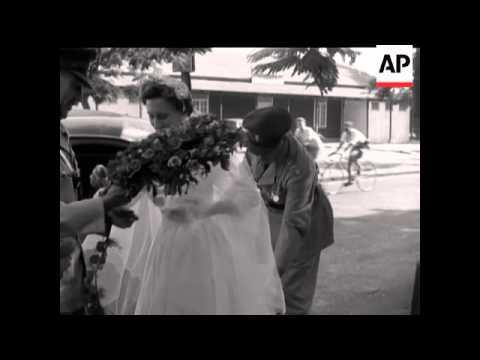 CANAL ZONE WEDDING - NO SOUND