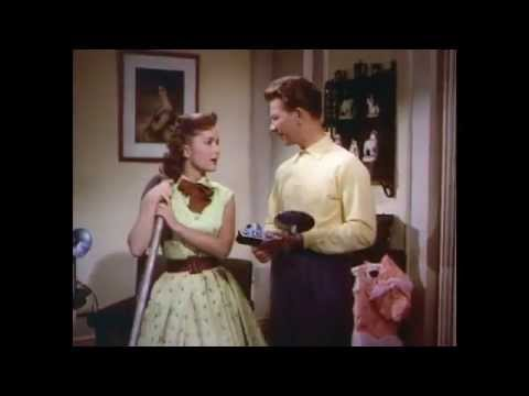 Where Did You Learn To Dance - Donald O'Connor & Debbie Reynolds
