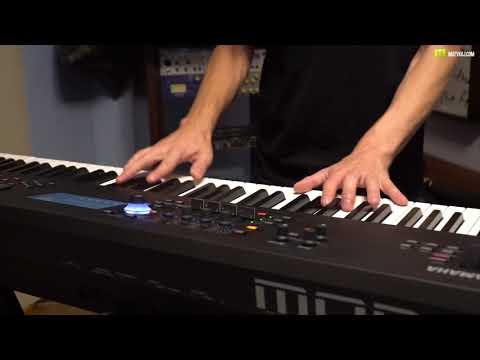 Nagrania dla muzykuj.com – Yamaha MODX Best Video  – Yamaha MODX-8 gra: Kamil Barański www.muzykuj.com