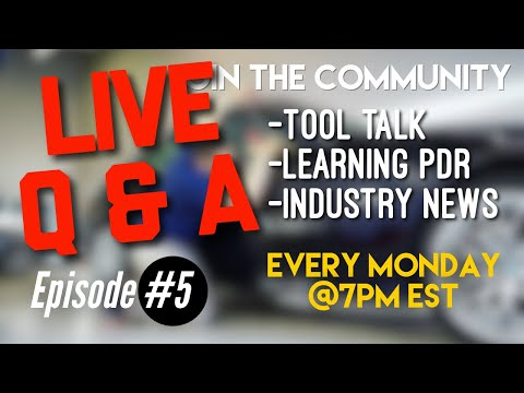 Q&A - Learning PDR | Business Ideas | Industry News | Tools Episode #5