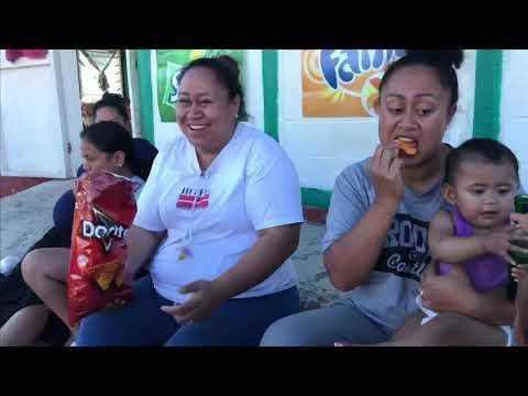 PART 4 SAMOA TRIP || MATAUTIA FAMILY